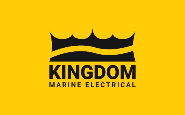 Kingdom Marine Electrical | Branding and Web Design