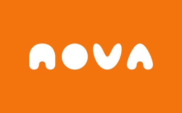 Nova Fundraising | Branding and Web Design by London based freelance graphic designer Steve Reynolds